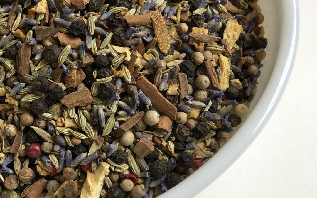 Lavender Spice Blends