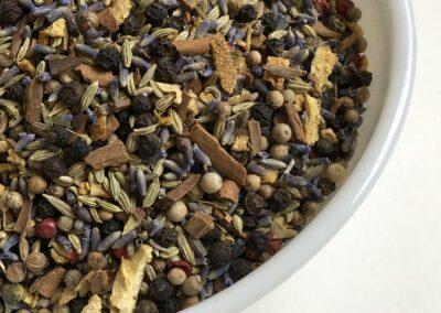 Lavender Spice Blends