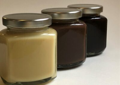 Lavender Chocolate Sauce